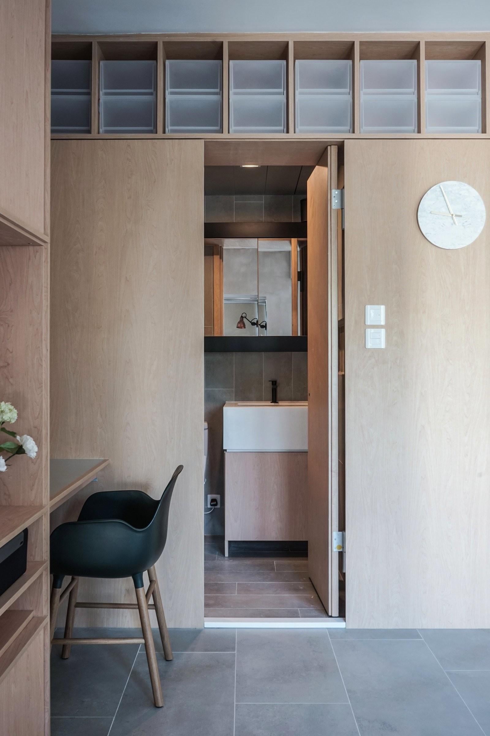 Маленькая квартира в Гонконге