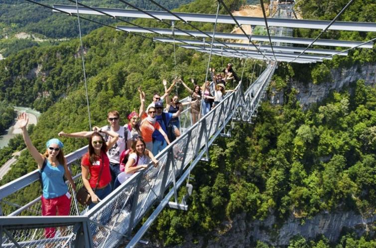 Опасные достопримечательности для самых отчаянных туристов