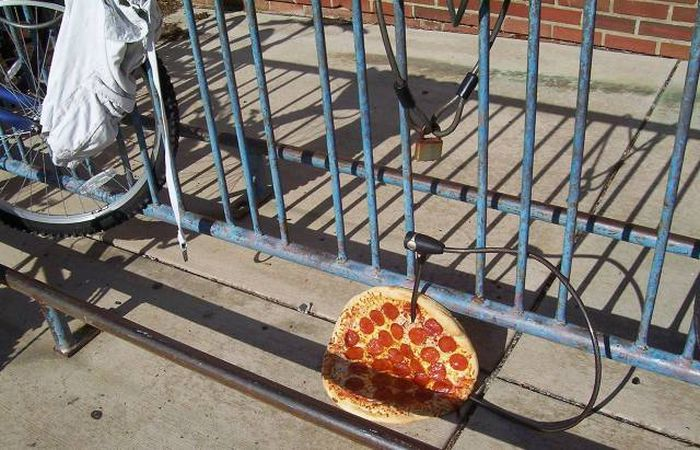 Забавные способы защиты своего имущества