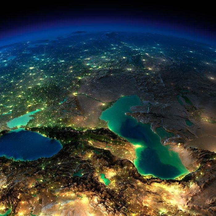 Интересные факты о Каспийском море