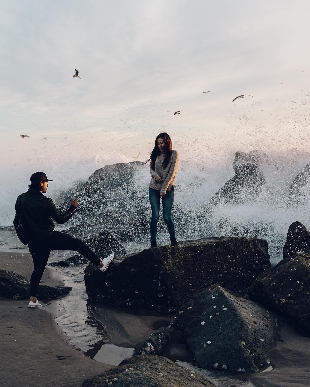 Пейзажи и путешествия на снимках из Instagram Брэда Романо