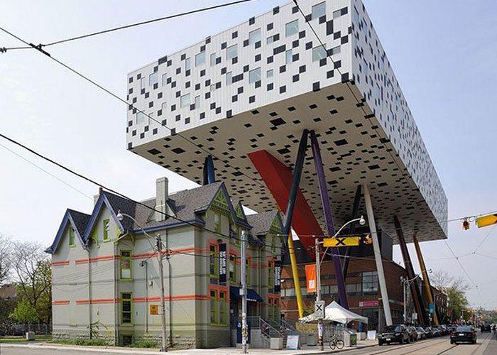 15 самых нелепых архитектурных сооружений со всего мира