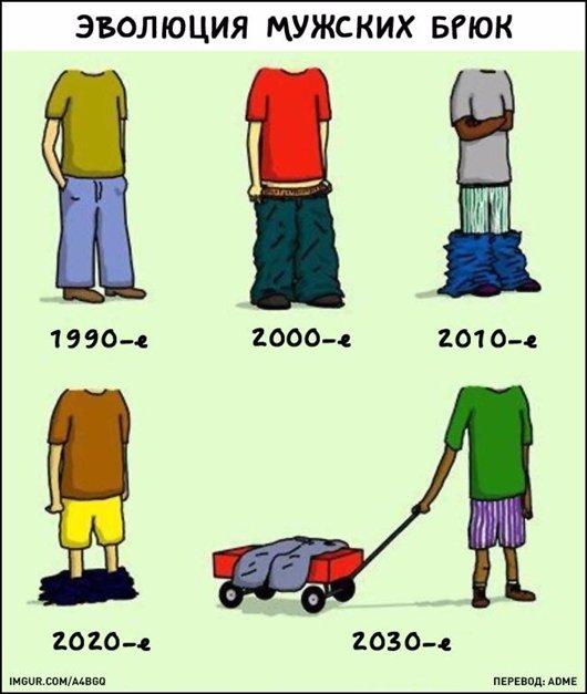 Как за последнее время изменилась наша жизнь