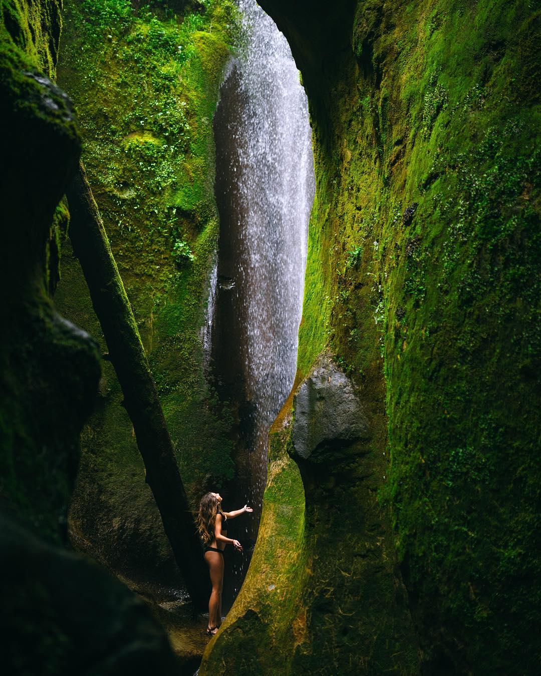 Красота горных пейзажей от Тэйлор Бурк