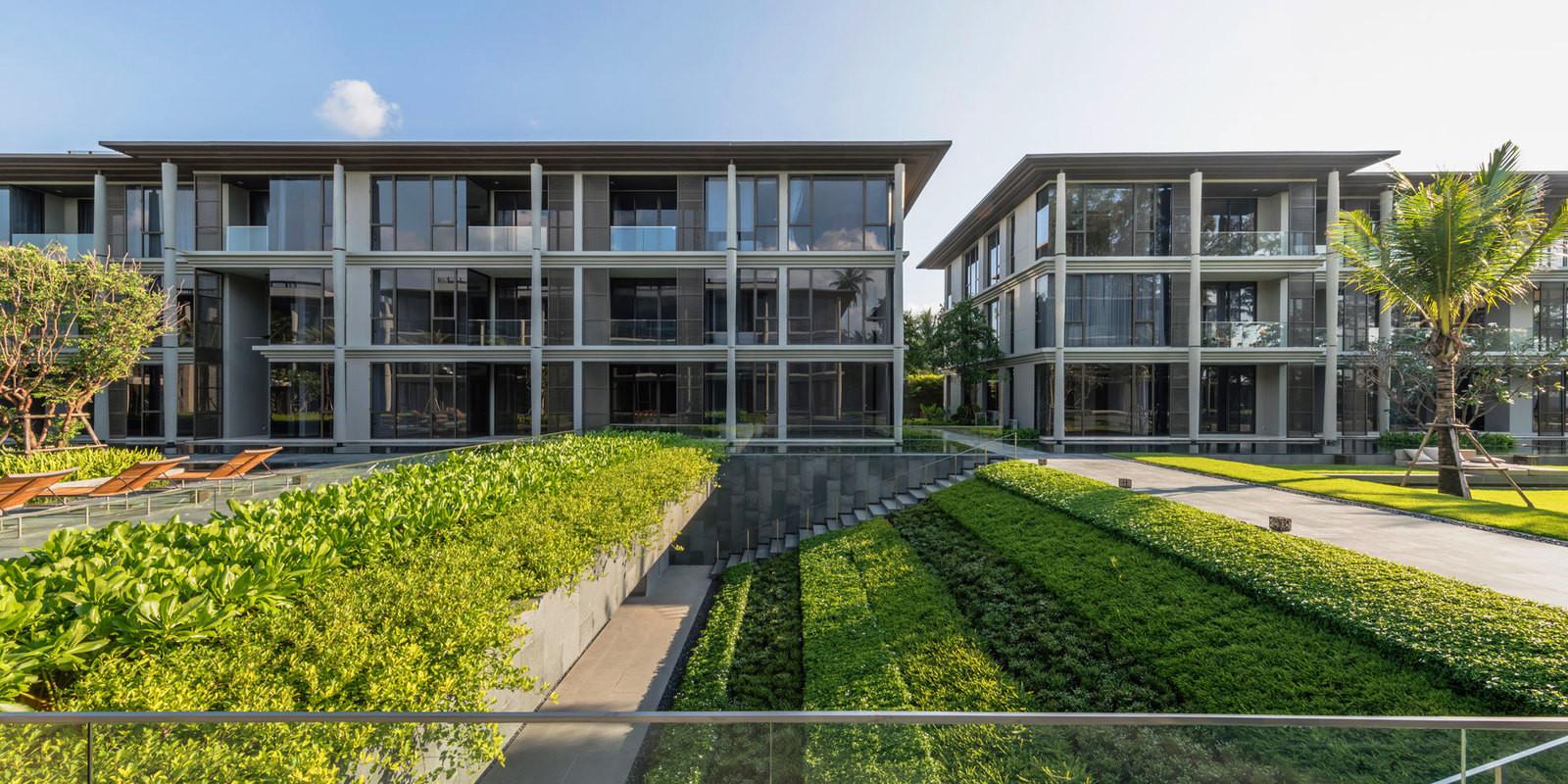 Роскошное жилье в Тайланде