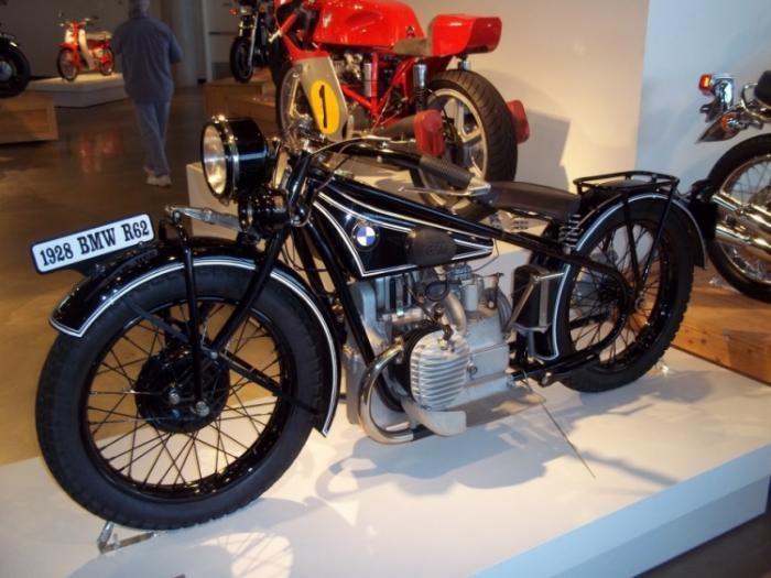 Музей мотоциклов Джорджа Барбера