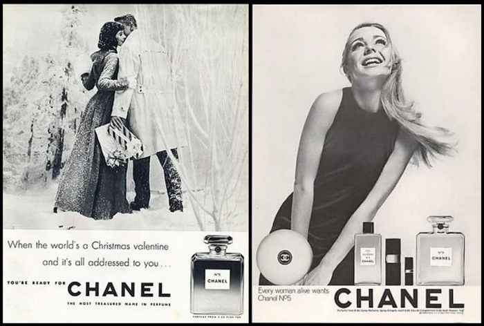 История появления Chanel №5