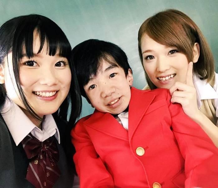 24-летний программист и звезда фильмов для взрослых в Японии