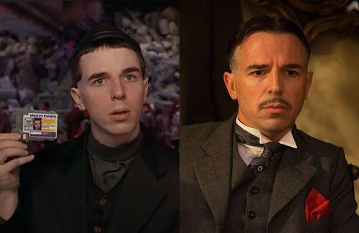 Актеры Пятого элемента тогда и сейчас