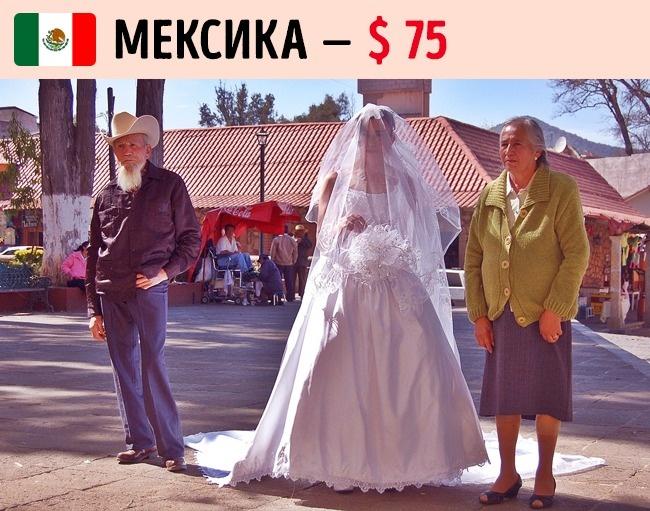 Какую сумму принято дарить на свадьбу в разных странах