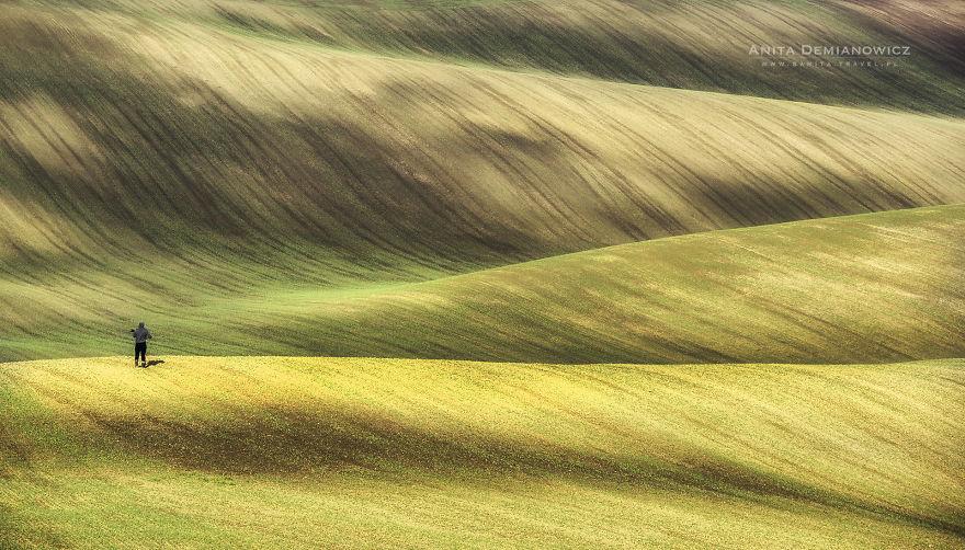 Красота природы Южноморавского края в Чехии