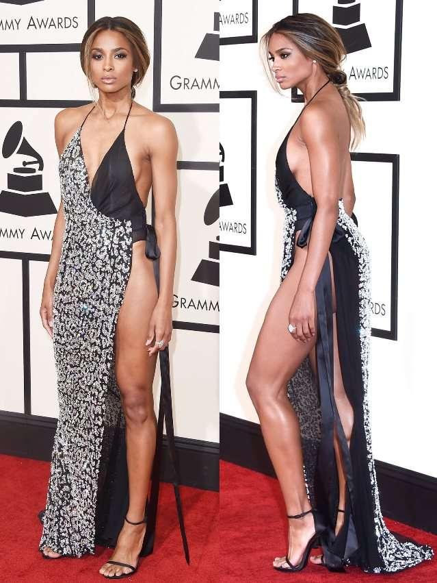 Самые популярные обнаженные платья знаменитостей