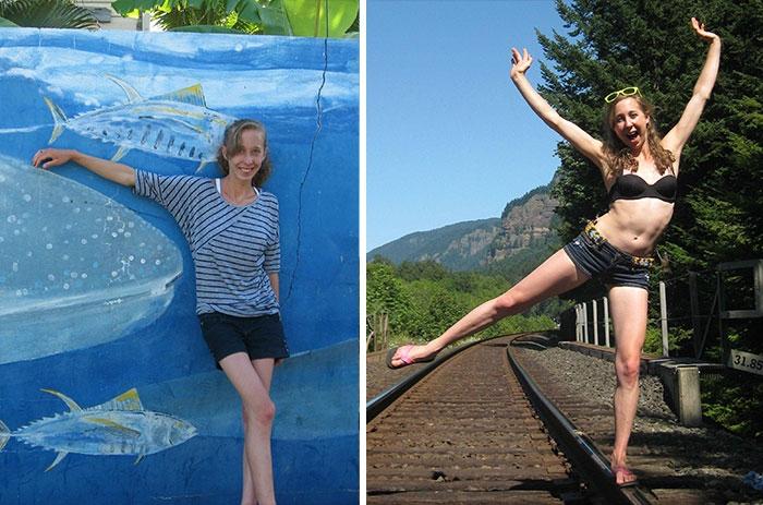 Восстановление девушек, которые победили анорексию