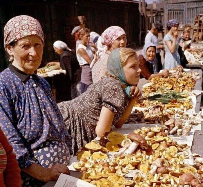 Рынки Советского Союза