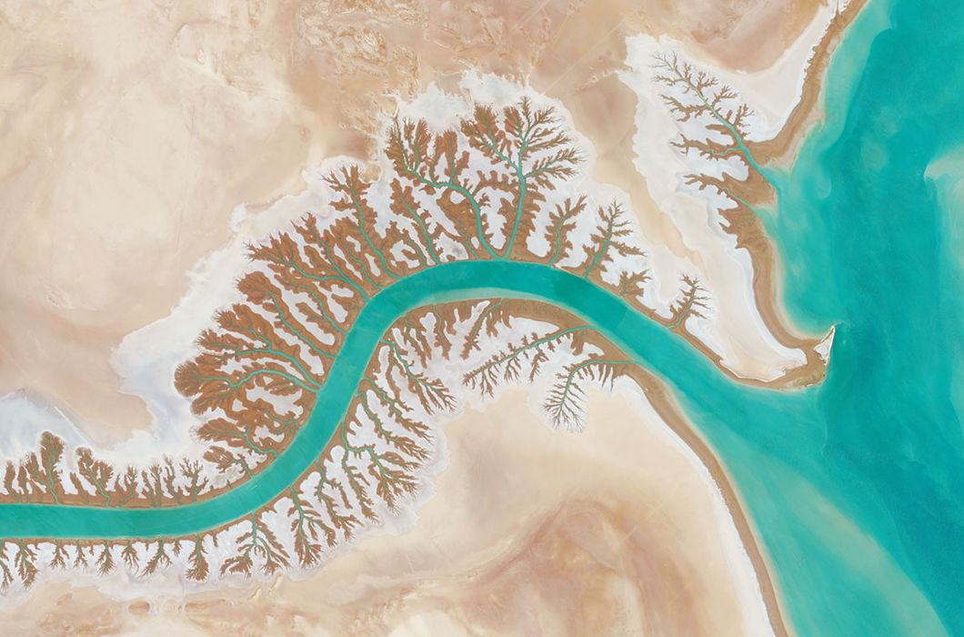 Красота планеты с высоты птичьего полета