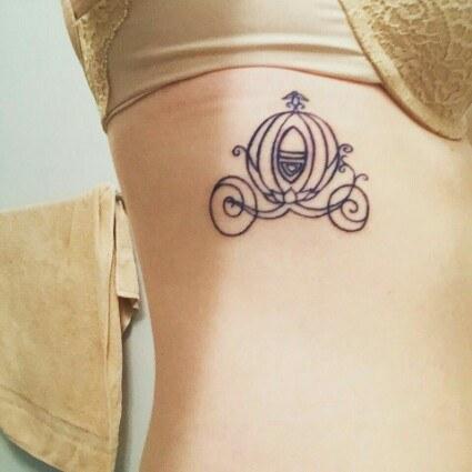 Татуировки по мотивам фильмов и мультфильмов