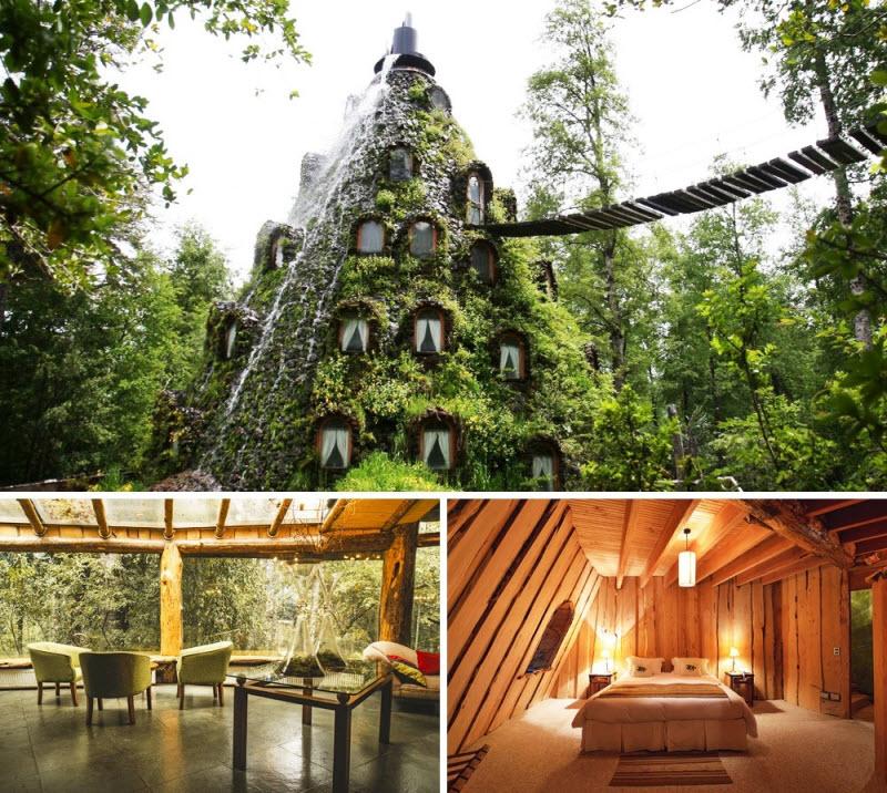 20 самых невероятных отелей