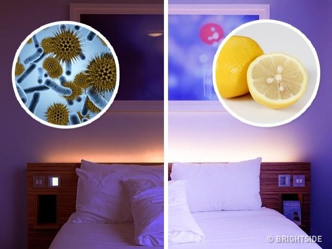Почему полезно положить лимон в спальне