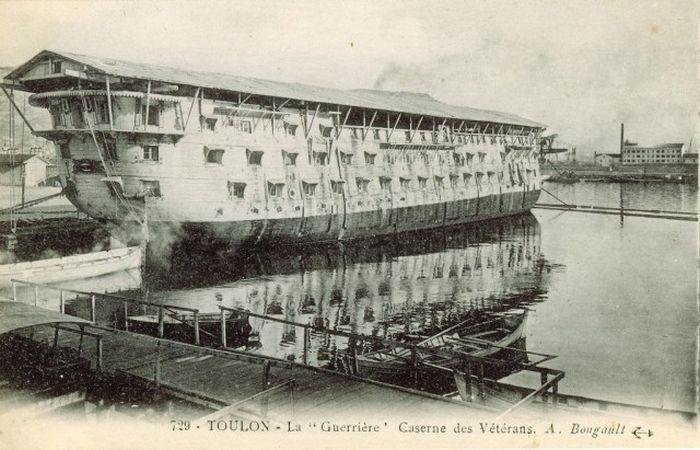 Кладбища деревянных кораблей