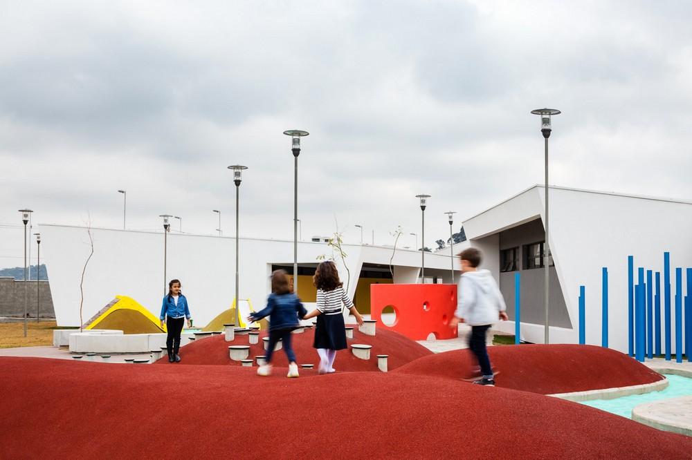 Современная бразильская школа для детей от 2 до 17 лет