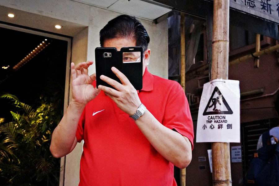 Уличный фотограф, который всё подмечает