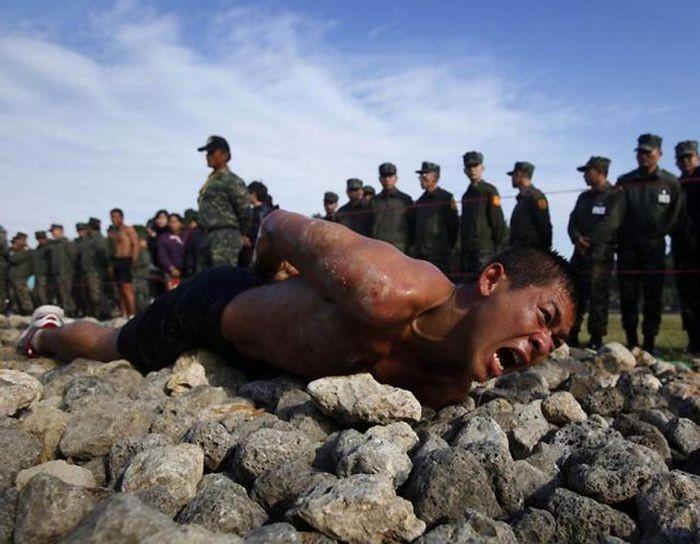 Армейский тест в Тайване