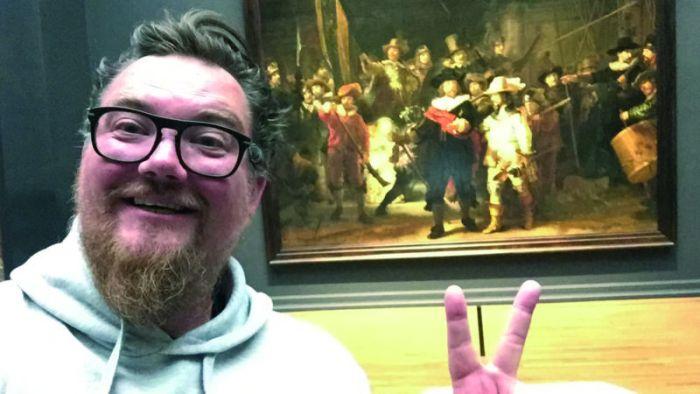 Посетитель выставки переночевал в музее Рейксмюсеум в Амстердаме