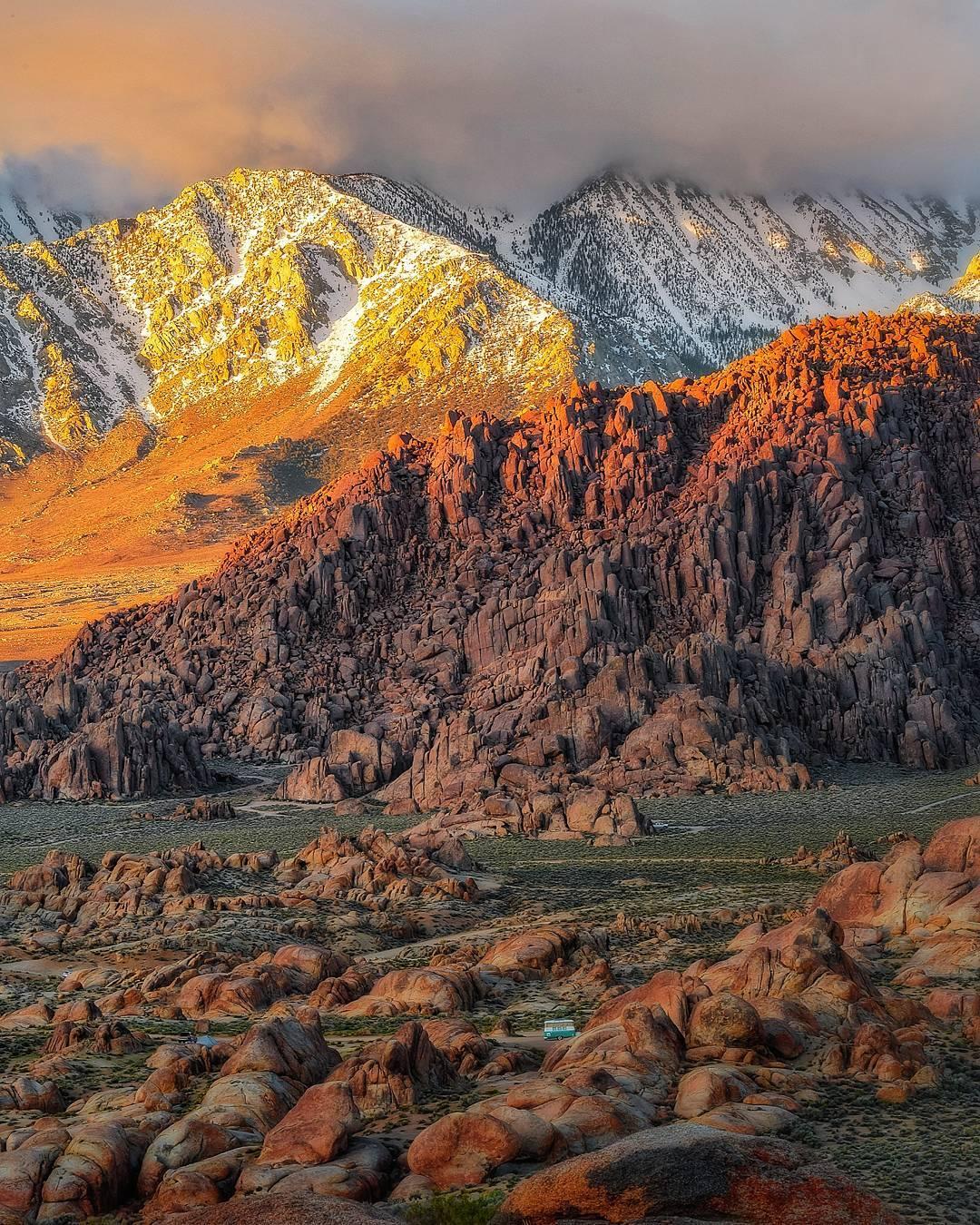 Потрясающие пейзажи от Криса Юэна Кросби