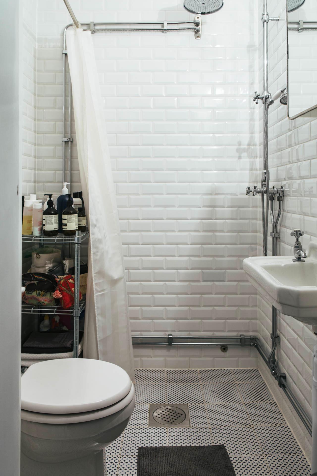 Интерьер стокгольмской квартиры площадью 33 кв. метра