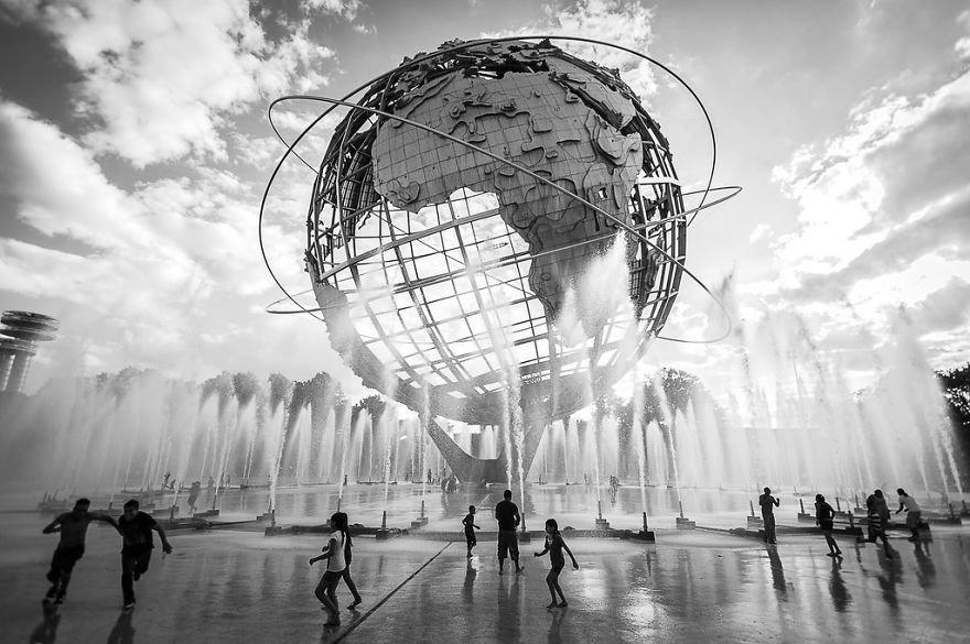 Удивительные фонтаны со всего мира