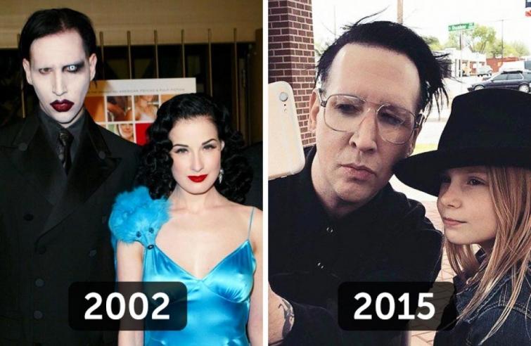 Как изменились рок-звёзды 2000-х