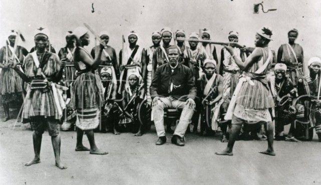 Какими были воинственные амазонки