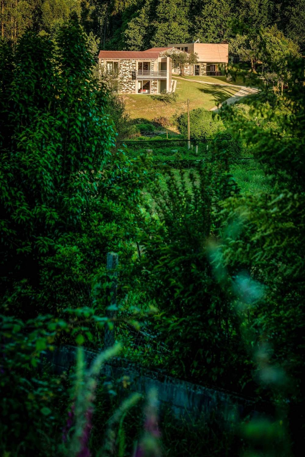 Усадьба в северной Португалии
