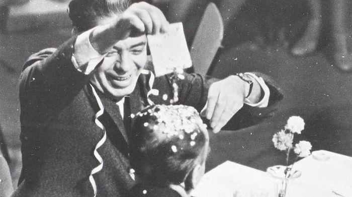 Советские знаменитости на снимках Льва Шерстенникова