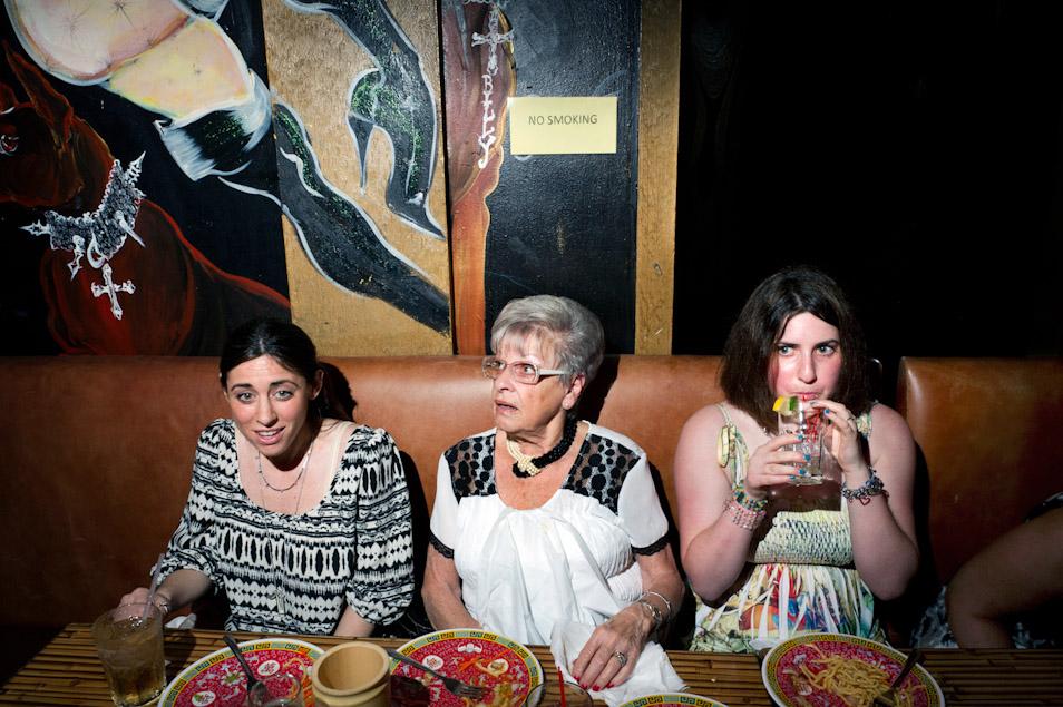 Безбашенные девичники в проекте Дины Литовски
