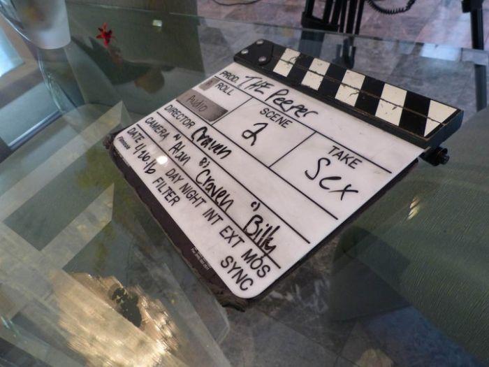 Будни на съемочной площадке фильмов для взрослых