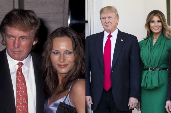 Пары знаменитостей тогда и сейчас