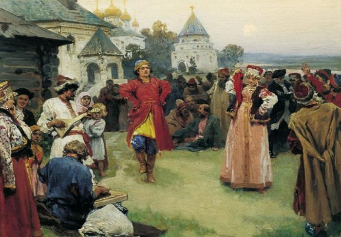 Правда и мифы о крепостном праве