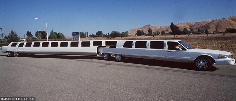 Самые роскошные лимузины