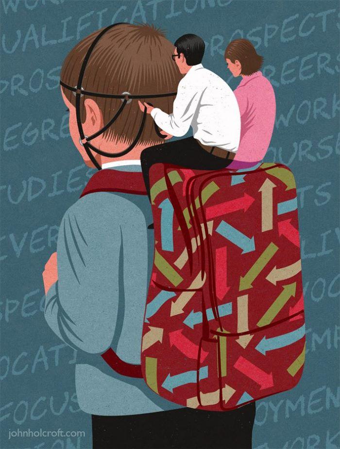 Злоупотребление в нашей жизни от Джона Холкрофта