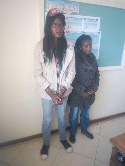 Разоблачение года в Зимбабве