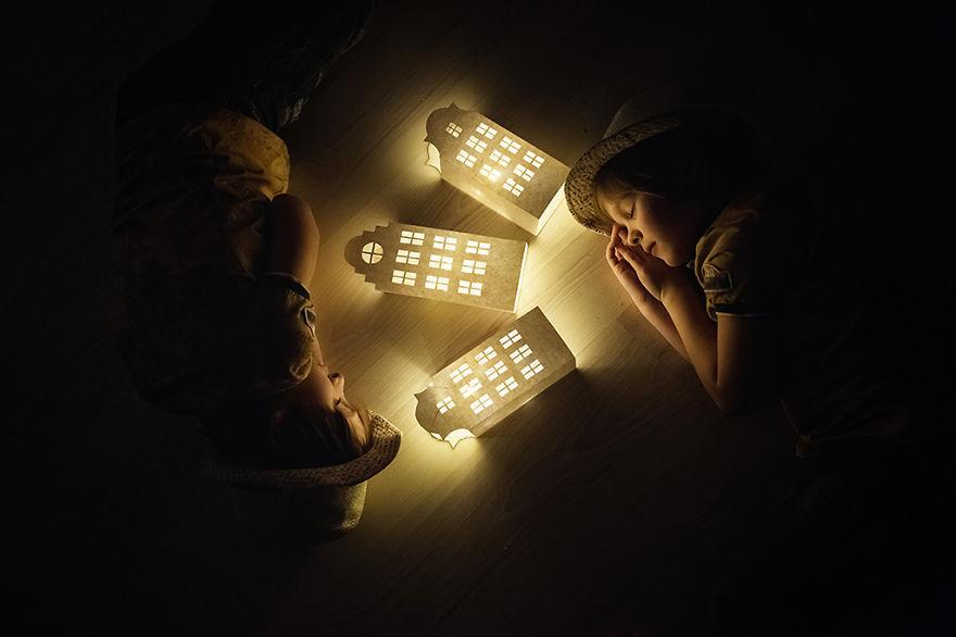 Лучшие работы конкурса детской фотографии Child Photo Competition