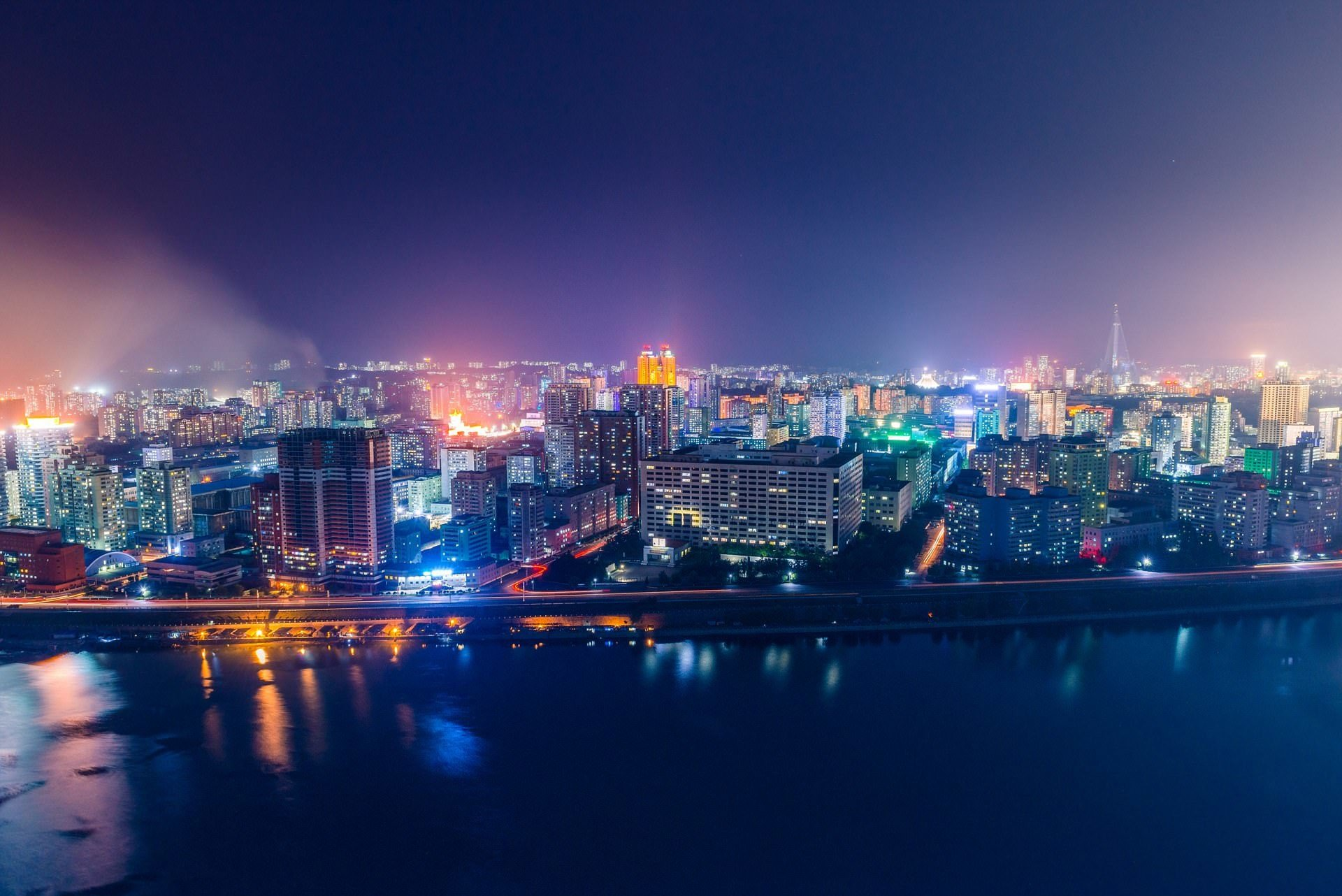 Северная Корея: красота и чистота