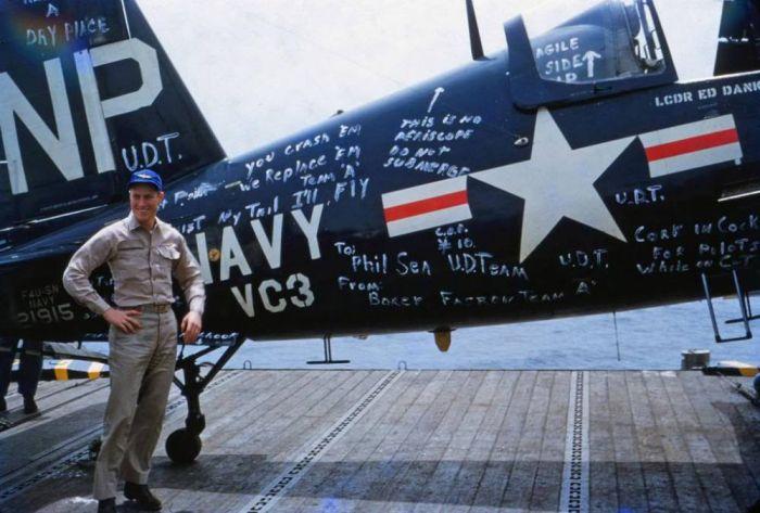 Традиционное наказание для пилотов ВВС США