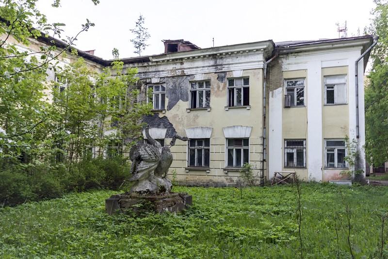 10 таинственных и жутких мест России