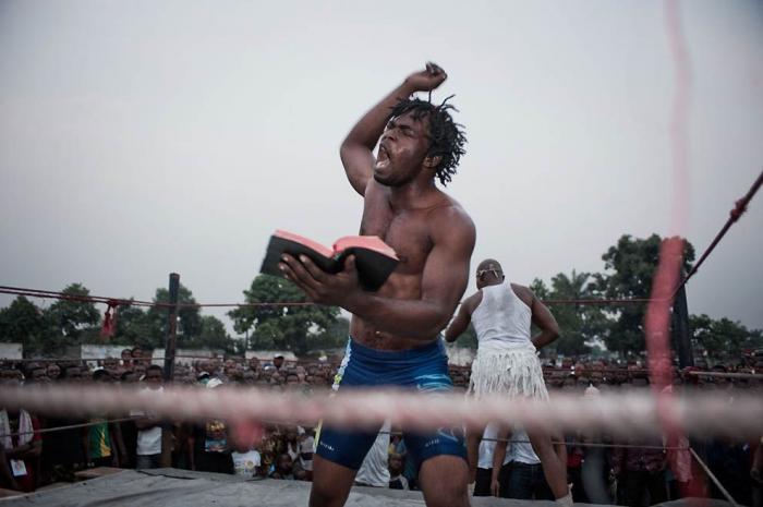 Реслинг в Конго