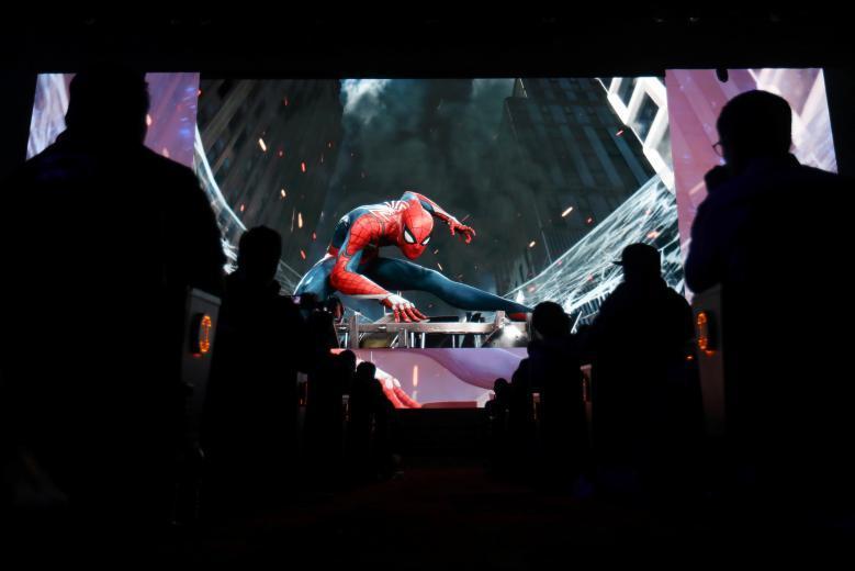 Электронные развлечения на выставке Electronic Entertainment Expo 2017
