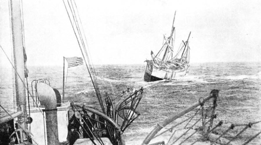 Самые громкие загадки Бермудского треугольника
