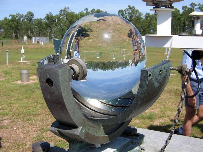 Интересный метеорологический прибор