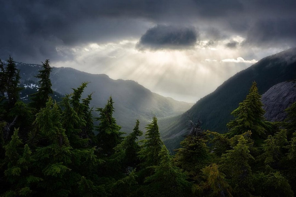 Красивые пейзажи от Artur Stanisz